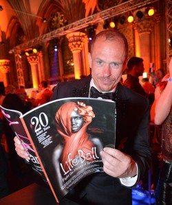 20. Lifeball Party und VIPs