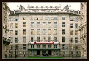 Postsparkassen - Otto Wagner