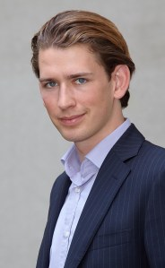 "The ""Ass"" of Austrian politics - Sebastian Kurz"