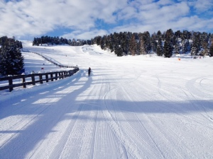 if downhill skiing makes your knees tremble, then you can always try uphill skiing (this is no joke).
