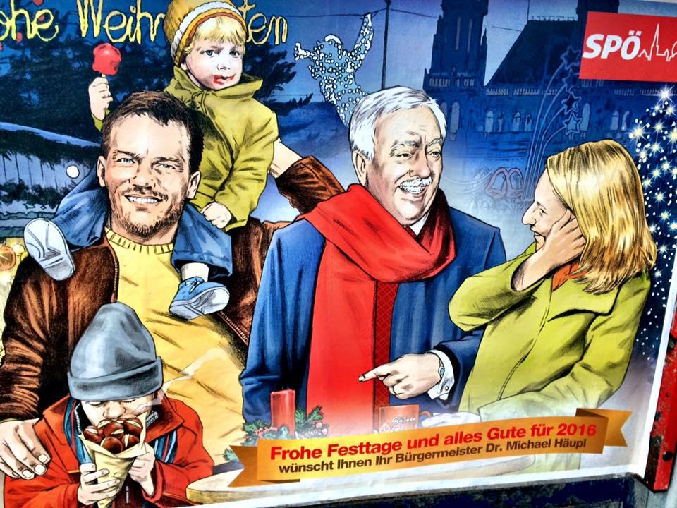 Christmas in Wien