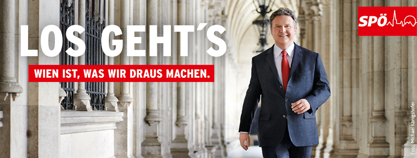 New SPÖ campaign